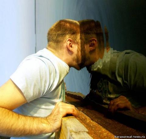 Обмануть зеркального обманщика