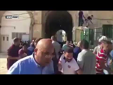 В Иерусалиме началась стрельба во время молитвы