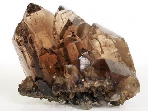 Раухтопаз — необычный и яркий камень