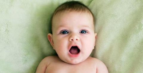 В России заговорил только что родившийся младенец