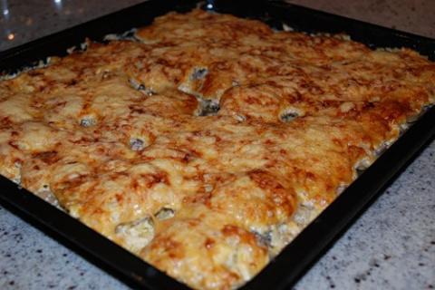 """""""Картофель под шубой"""" — сытное, оригинальное и вкусное блюдо"""