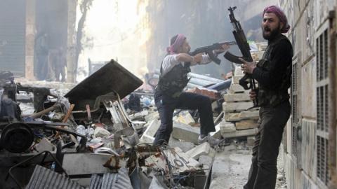 Сирийская оппозиция начала м…