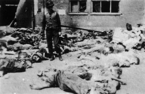 НКВД в нацистских концлагерях