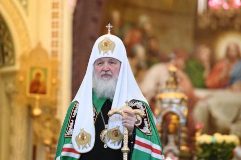 Патриарх Кирилл призвал инте…