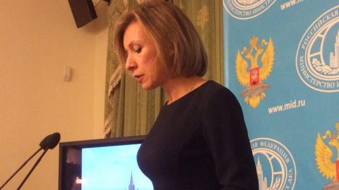 Захарова рассказала, как СМИ…