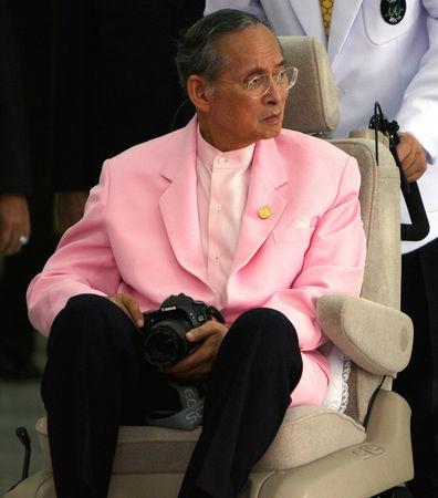 В Таиланде скончался самый долгоправящий монарх в мире