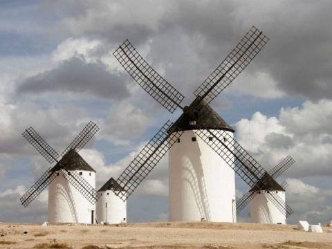 По следам Дон Кихота: знаменитые ветряные мельницы в Ла-Манче