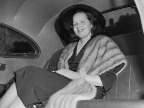 Королева гангстеров: как Вирджиния Хилл погубила знаменитого мафиози Багси Сигела
