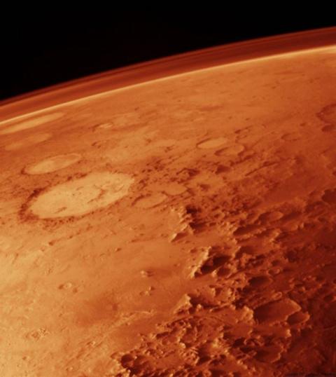 Уфологи нашли на Марсе очере…
