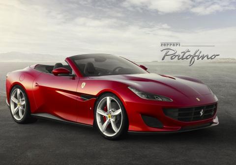 Ferrari представила новую «д…
