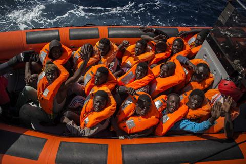 В Ватикане призвали ЕС оберегать африканских беженцев