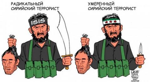 Сирия: убийство переговорщика и молчание «мирового сообщества»