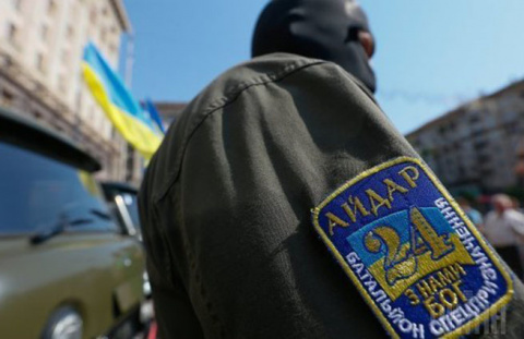 СБУ закрыла глаза на террористические преступления «Айдара» на Донбассе