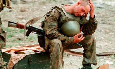 «Война осточертела»: исповедь украинского солдата