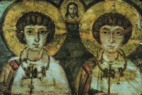 Святые Сергий и Вакх — православные покровители однополой любви (??????????)