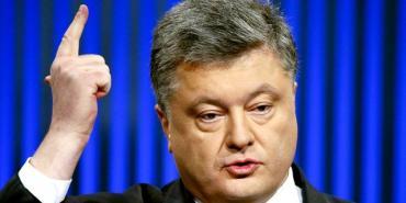 Россия мстит Украине за решительные антикоррупционные реформы, заявил Порошенко
