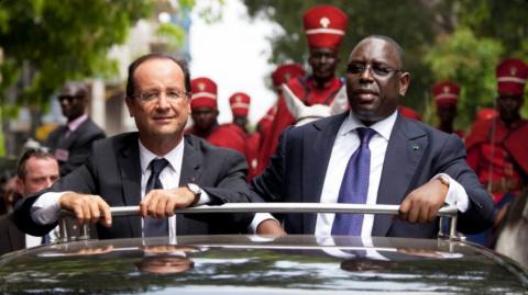 Как Франция грабит свои бывш…