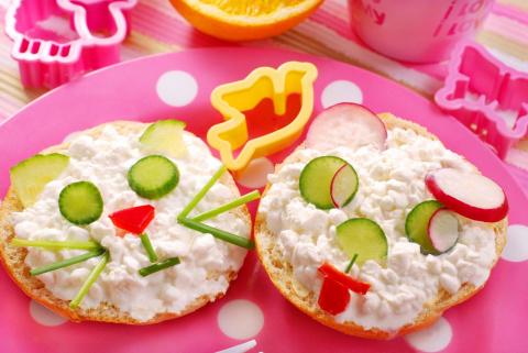 Завтрак для детей: чего лучш…