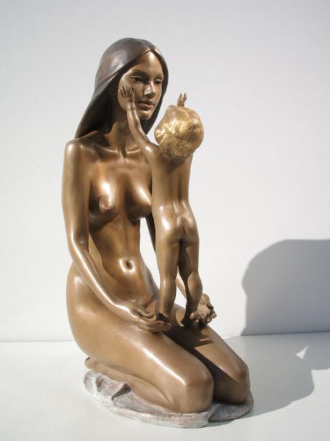 О, скульптор мой, ты создал идеал... Vittorio Tessaro