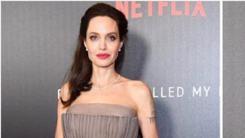 Анджелина Джоли снова начала…