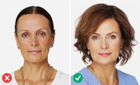 10 простых  уловок с волосами, чтобы скинуть минимум 5 лет