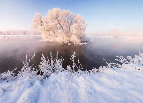 Сказочная красота Белоруссии…
