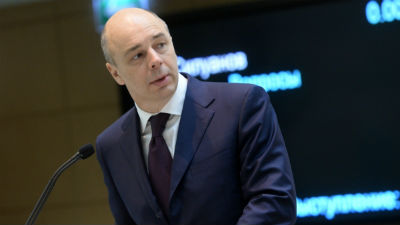 Минфин предлагает сократить расходы бюджета на 1 триллион рублей