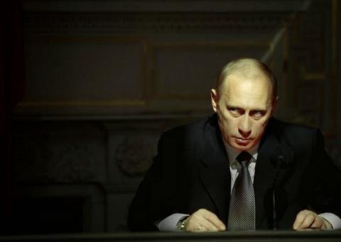 Путин загнал всех в трубу