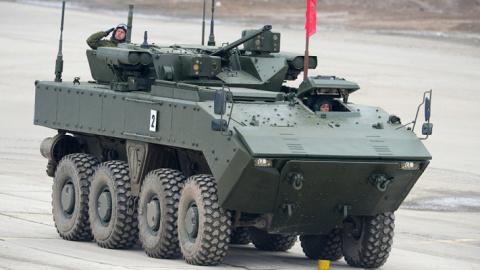 «Армия-2017»: Россия впервые…