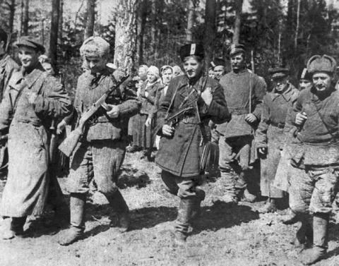 Донбасс в Великой Отечественной Войне: подпольное и партизанское движение