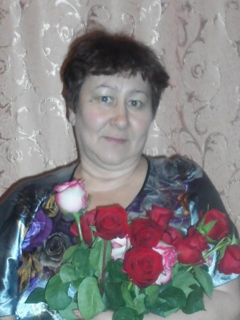 Надежда Сарапулова (Кузнецова)
