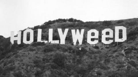 В Лос-Анджелесе хулиган испо…