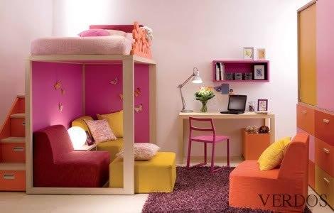 Идея оформления детской комнаты