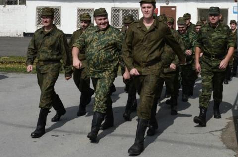 В России подразделения терри…