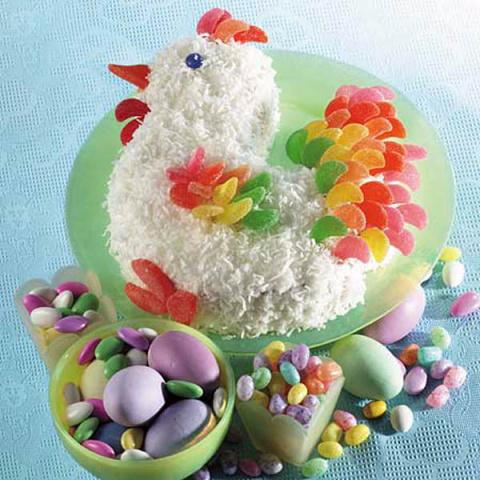 Торт Петушок