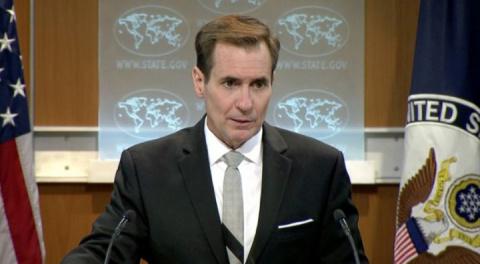 Лебединая песня Госдепа: США обвинили Москву в нарушении Минских соглашений