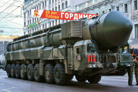 Тополь-М против Minuteman II…