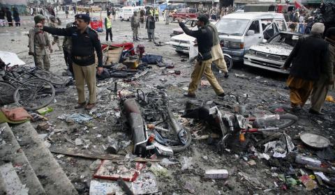 На госпиталь в Кабуле напали…