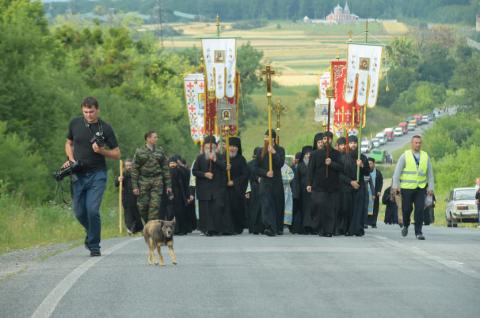 Нападки на Всеукраинский Кре…