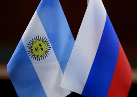 Россия и Аргентина договорил…