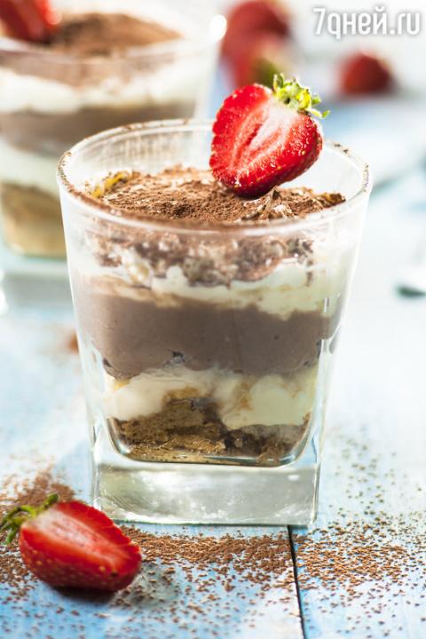 Быстрое тирамису: рецепт десерта