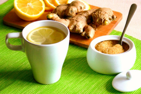 Полезные свойства напитков из имбиря