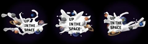 Студия Лебедева представила космический логотип