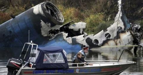 Авиакатастрофы унесшие жизни…