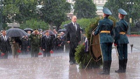 Путин и Порошенко. Когда не …