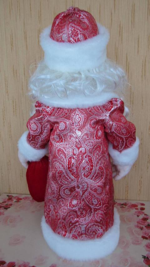 Авторский Дед Мороз под елочку.