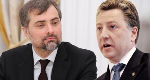 Сурков об итогах переговоров…