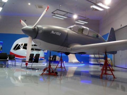 Авиастроение в РФ: Самолёт Я…