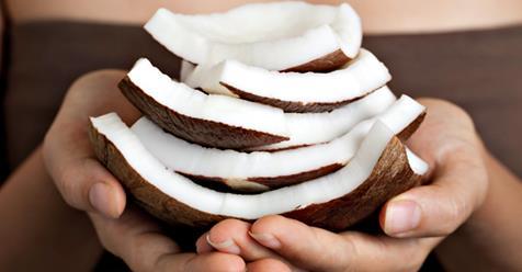Кокосовые орехи, кокосовое м…
