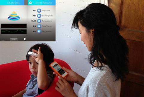 На Indiegogo.com собирали средства на разработку прибора, собирающего данные о состоянии нашего здоровья